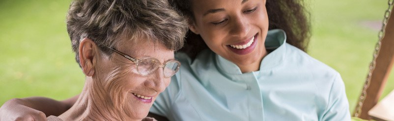 Senior living community services at Parkview Estates in Kennewick, Washington