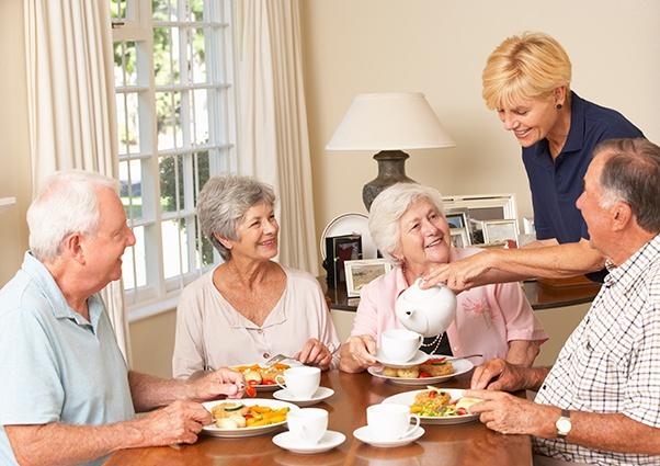 We think you'll love the dining choices available at Pilot Butte Rehabilitation Center in Bend; schedule your tour today and find out!
