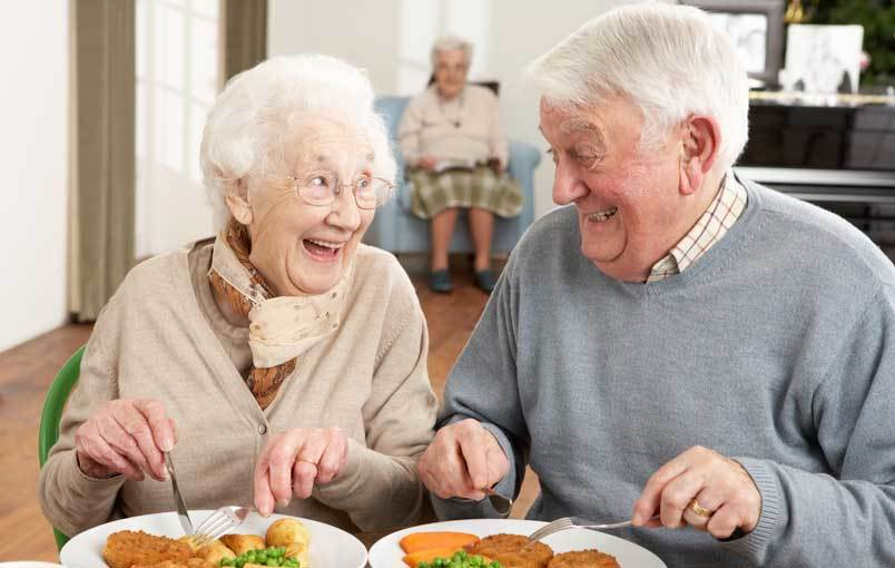 Learn more about dining options at Pilot Butte Rehabilitation Center in Bend, OR.