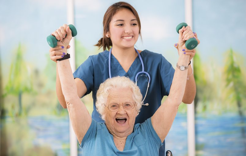 Learn more about our rehabilitation therapy services at Laurel Hill Nursing Center in Grants Pass, Oregon.