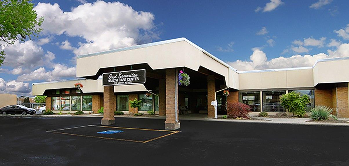 Your loved one will love calling Good Samaritan Health Care Center in Yakima, WA, home.