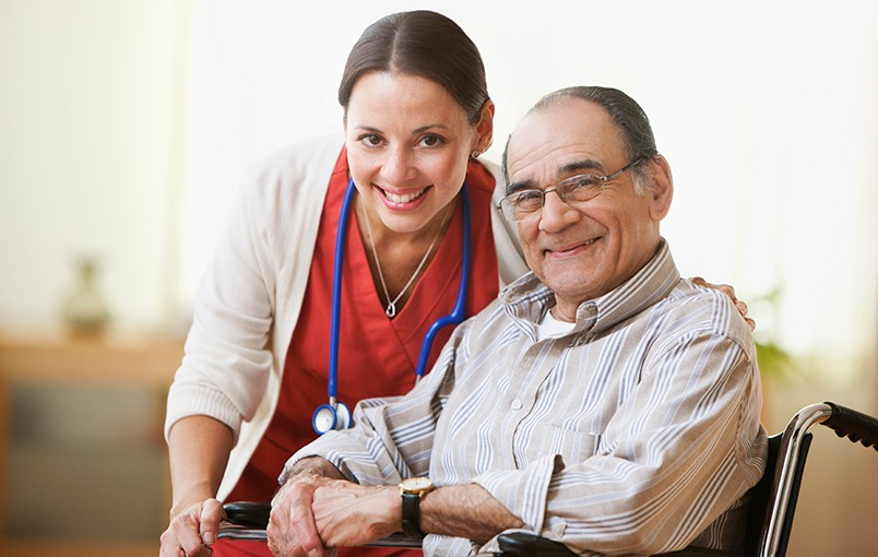Skilled Nursing at the Senior living community in Yakima, Washington