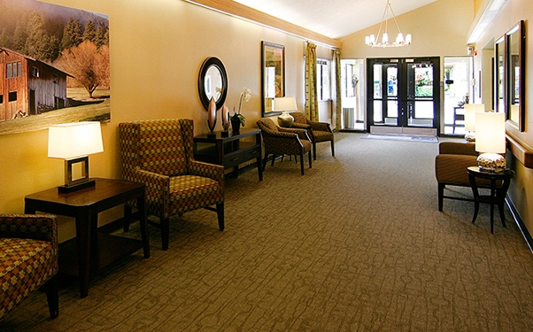 Regency North Bend Rehabilitation and Nursing Center in North Bend, WA