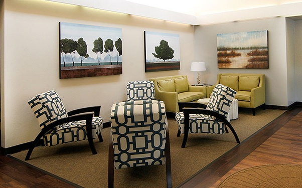 Friends and family are welcome to visit residents as often as they wish at Park Rose Care Center in Tacoma, WA.