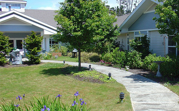 Senior living community in Ocean Park, Washington