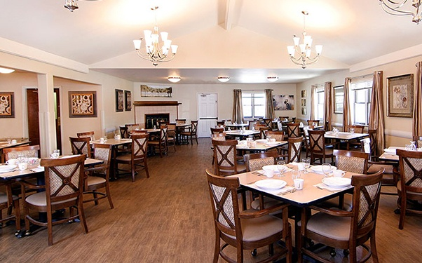 Learn more about dining options at Sun Terrace Retirement and Assisted Living Community in Sunnyside, WA.