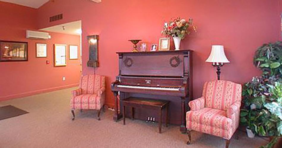 Fine Grand Piano Living Room Adornment - Living Room Designs ...