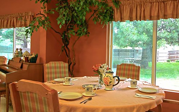 Your or your loved one will enjoy the many dining options at Regency Care of Central Oregon in Bend, OR.