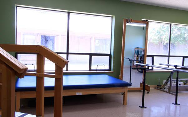 Physical therapy at Regency Hermiston Nursing and Rehabilitation Center in Hermiston