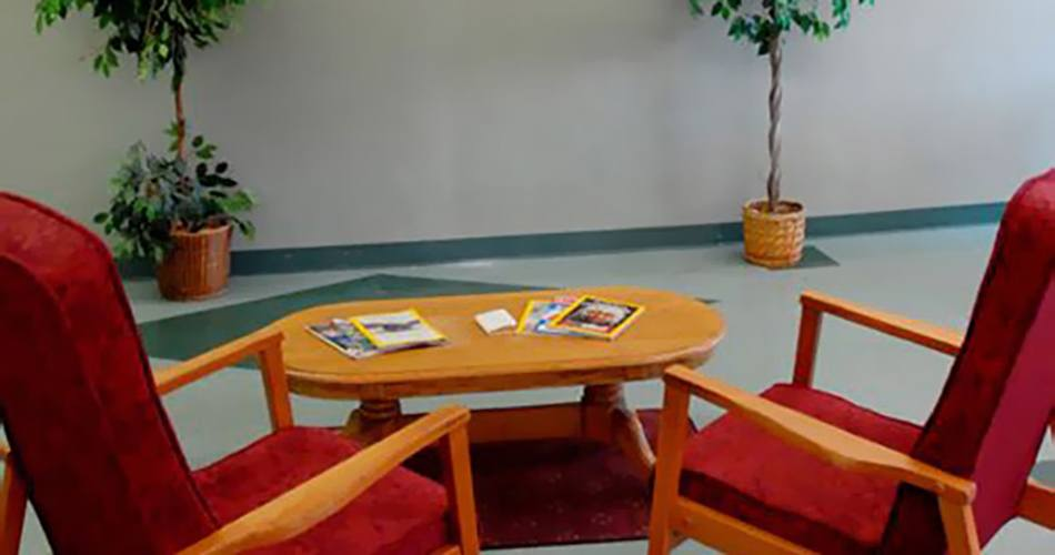 We have plenty of warm and cozy common areas at Laurel Hill Nursing Center in Grants Pass, OR.