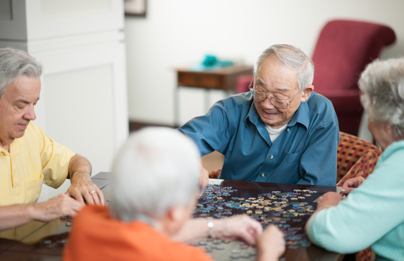 We offer assisted living services and more at Regency Woodland in Salem, Oregon.