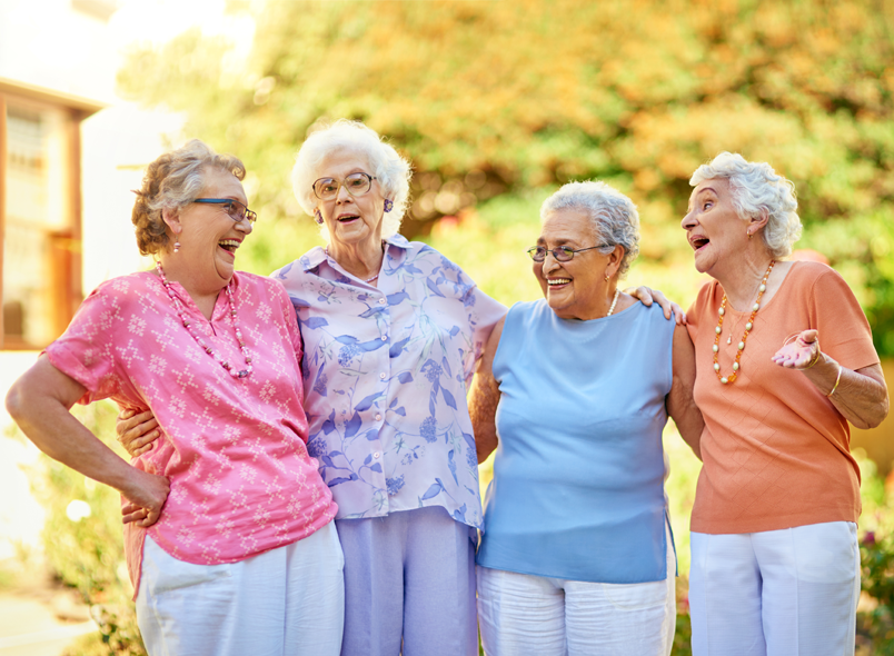 Senior living community in Salem, Oregon