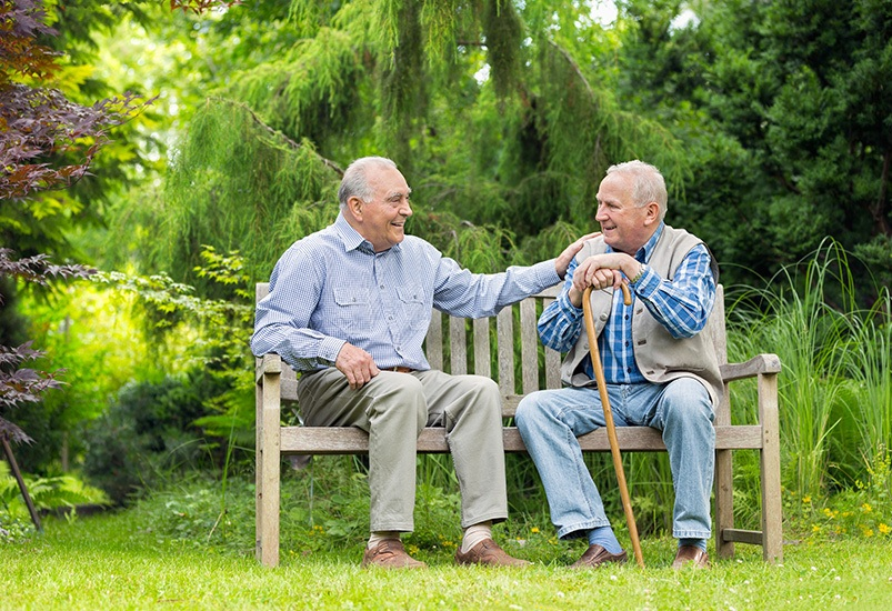 We offer memory care services and more at our senior living community in Pullman, Washington.