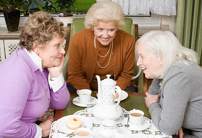 We offer respite care services and more at our senior living community in Kennewick, Washington.
