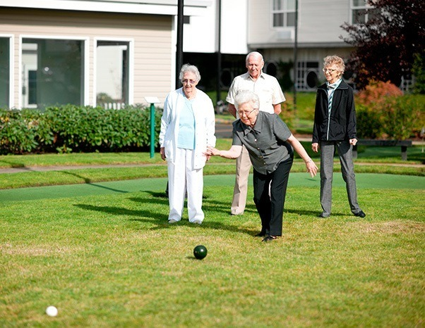 Amenities at our senior living community in Ocean Park, Washington