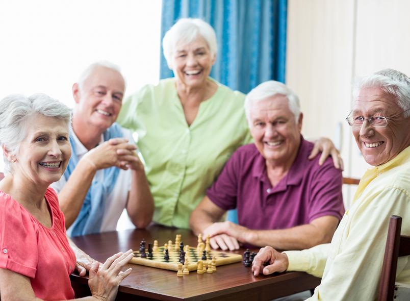 Senior living community in Redmond, Oregon