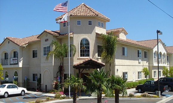 Learn more about our senior living community in Fallbrook, California; contact us with any questions.