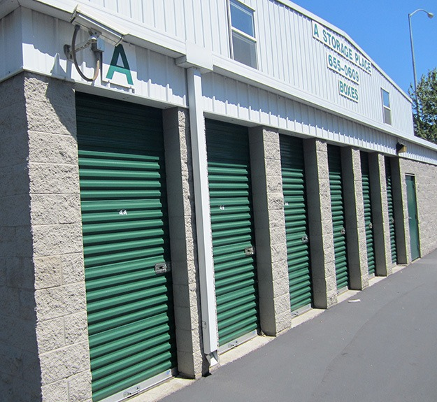 View The Features Available At Our Self Storage Facility In Lake Oswego