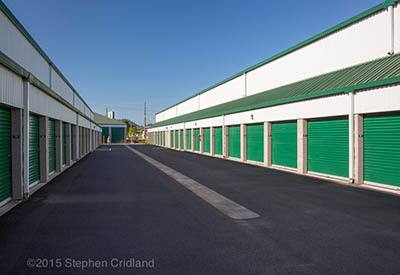 Self storage units in Springfield
