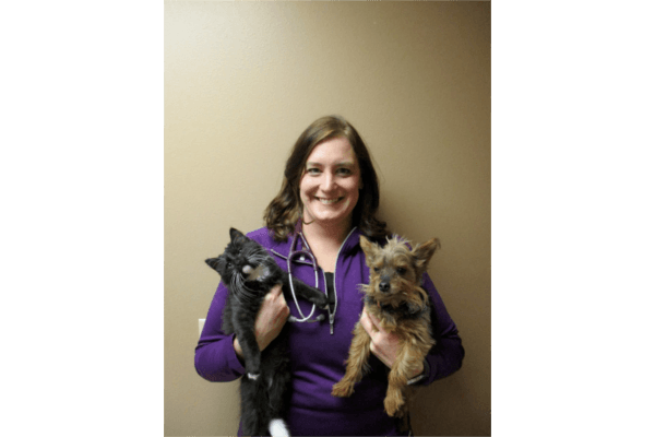 Dr. Jaleen at Sioux Falls Animal Hospital