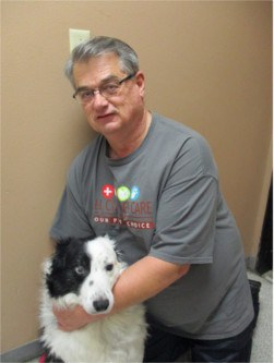 Gregg at Sioux Falls Animal Clinic