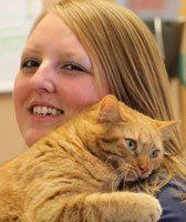 Jena at Sioux Falls Animal Hospital
