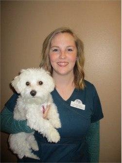 KaNeesha at Sioux Falls Animal Hospital