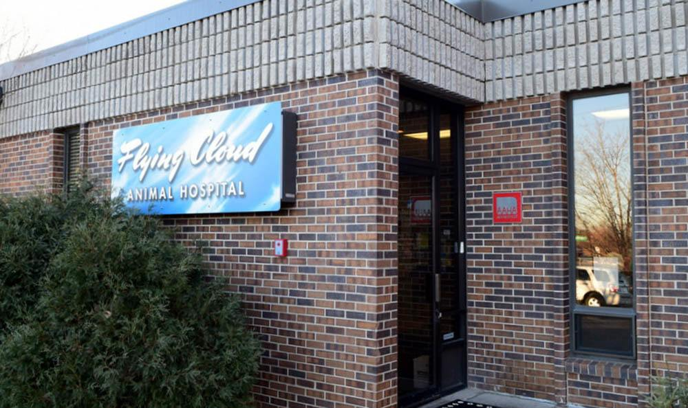 Flying Cloud Animal Hospital Exterior