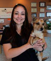 Alex at Albuquerque Animal Clinic
