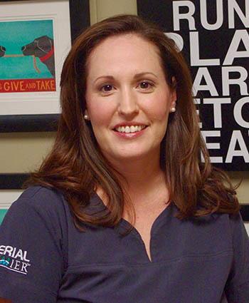 Annamarie at Baton Rouge Animal Clinic