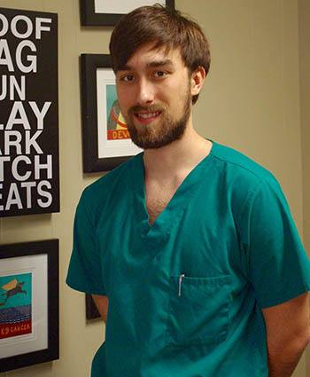 Rob at Baton Rouge Animal Clinic