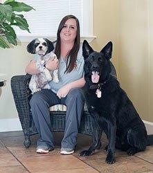 Team member at Grandview Veterinary Clinic