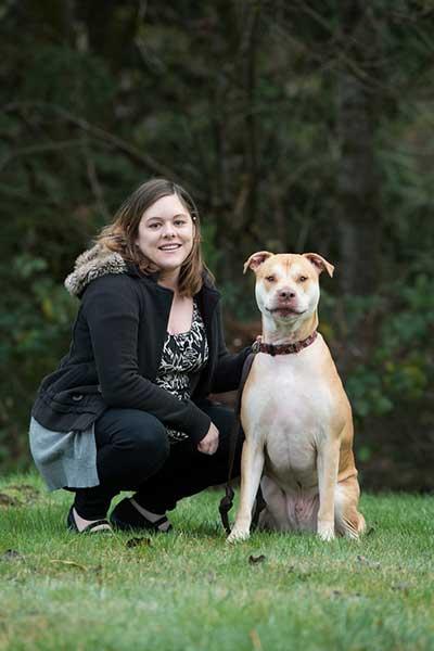 Samantha at Animal Hospital of Newport Hills