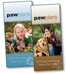 paw plans brochure in Roselle