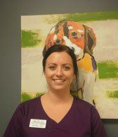 Jasmine Wetzel of Sun City Animal Hospital
