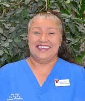 Leticia Stein of Sun City Animal Hospital