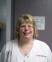Dr. Jayma Tourville O'Connor in Minooka Animal Hospital