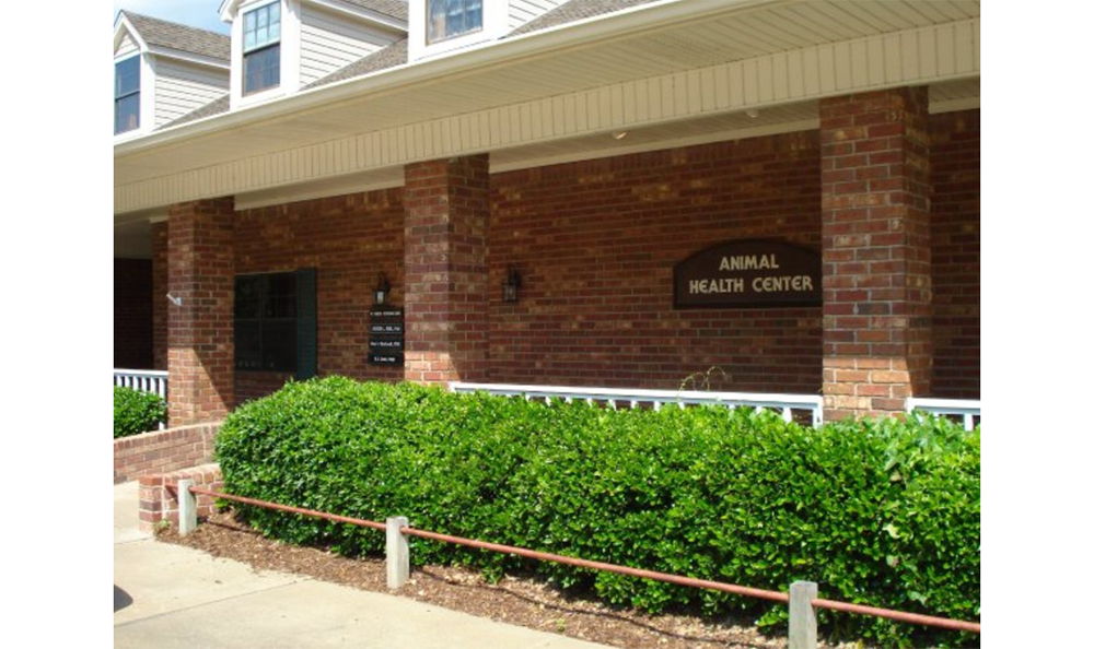 Animal Health Center Exterior