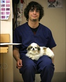Andy, Veterinary Technician at Sterling Animal Hospital