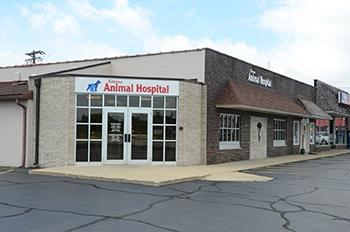 Kokomo Animal Hospital Exterior