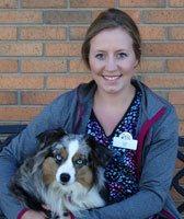 Lexi, CVT at Sioux Falls Animal Hospital