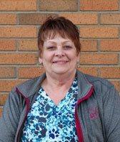 Sue Meier, Receptionist at Sioux Falls Animal Hospital