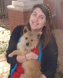 Aristea Silvas at Lubbock animal hospital