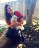 Samantha Walton at Lubbock animal hospital