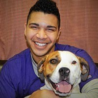 Colten Hibbs at Amarillo Animal Hospital