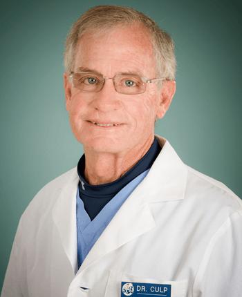 Dr. Wick Culp in Amarillo