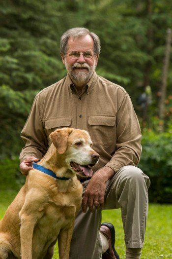 Dr. Paul Frederickson at animal hospital in Anchorage