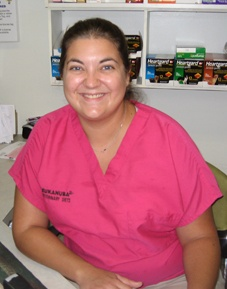 Kelly Day, Veterinary Assistant/Assistant Manager at Bradenton Animal Hospital