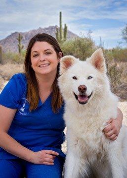 Amanda Howard, Veterinary Technician at Scottsdale Animal Hospital