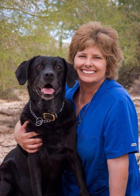 Lisa Englund, Grooming Assistant at Scottsdale Animal Hospital